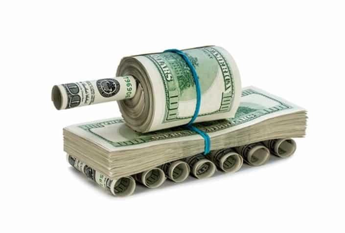 قوة الدولار
